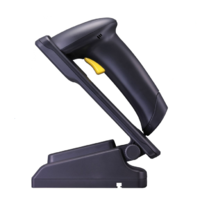 Cipherlab 1562 LASER Cordless Barcode Scanner Kit With USB Stand (1D) A1562CBK0H008