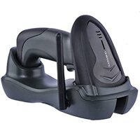 Nadamoo Wireless 2D Barcode Scanner with Cradle  BUR3069-2D