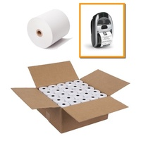 80x45 Thermal Receipt Paper Rolls for 3 inch mobile printers