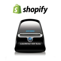 Shopify Compatible Label Printing