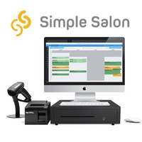 Simple Salon POS PC and Mac Compatible Hardware