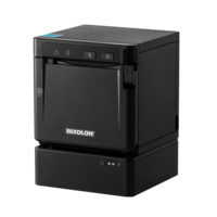 BIXOLON SRP-Q300BK With Battery Thermal POS Receipt Printer USB & Ethernet