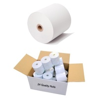48 Rolls of 57mm wide x 57mm diameter Thermal Receipt Rolls for Cash Registers