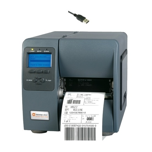 Honeywell Datamax M-4206 203dpi USB Direct Thermal Industrial 4 inch Label Printer